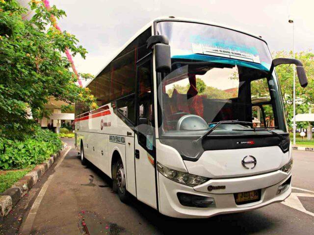 jakarta airport to bandung by primajasa bus