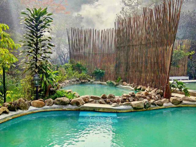 maribaya hot springs