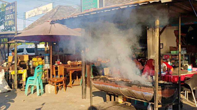 seafood stall jimbaran