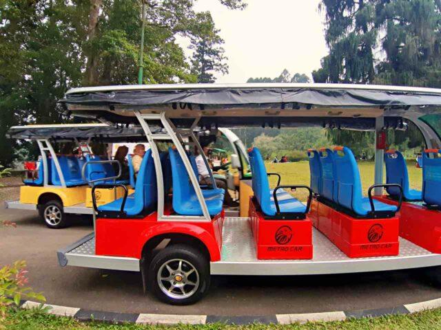 wara wiri shuttle bus