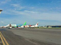 Bandung airport Husein Sastranegara International