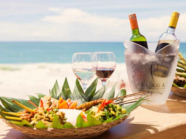 dining package dreamland beach