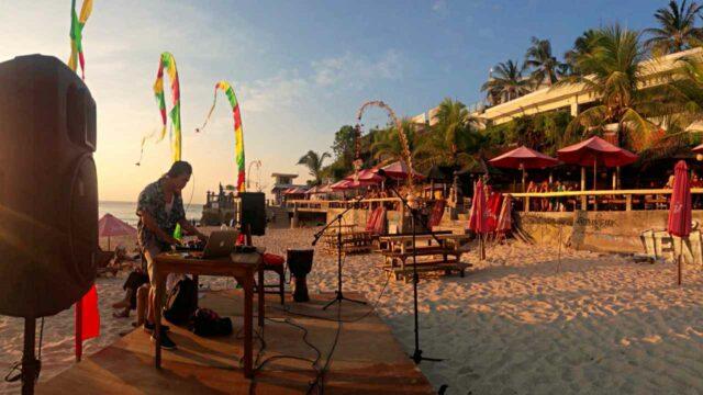 dreamland beach entertainment