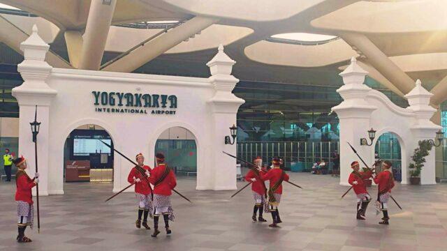 Kraton Palace guards uniform