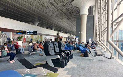 yogyakarta international airport gate