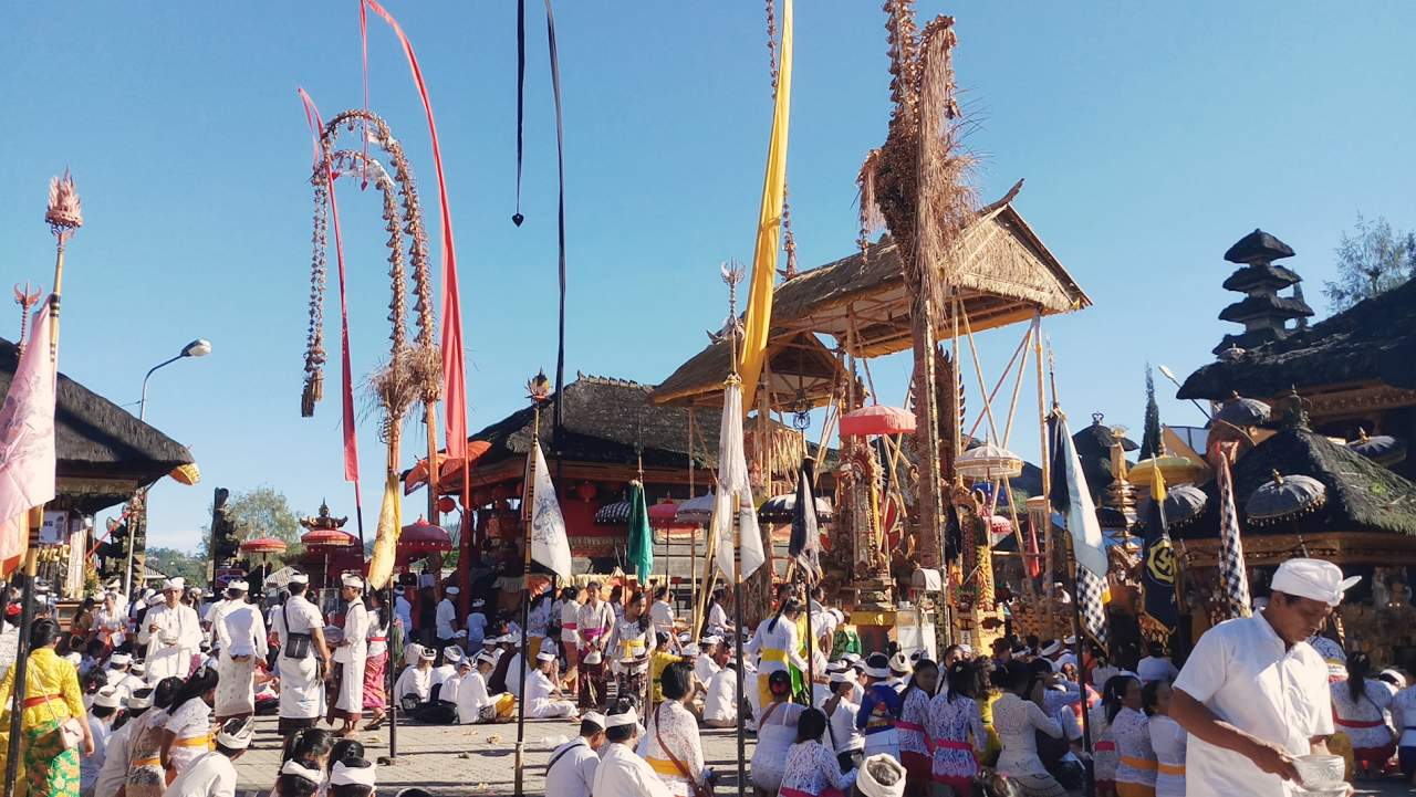 event ulun danu batur temple